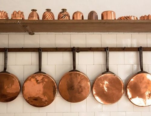 Top 5 Benefits of Copper Pans