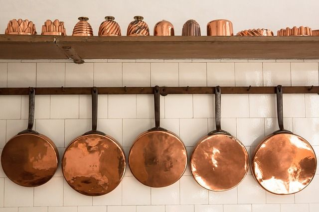 Benefits of Copper Pans